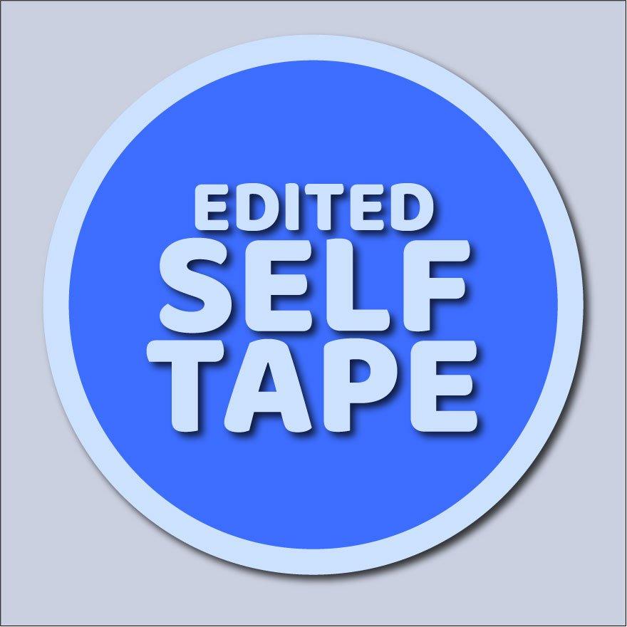 Edited Self Tape logo