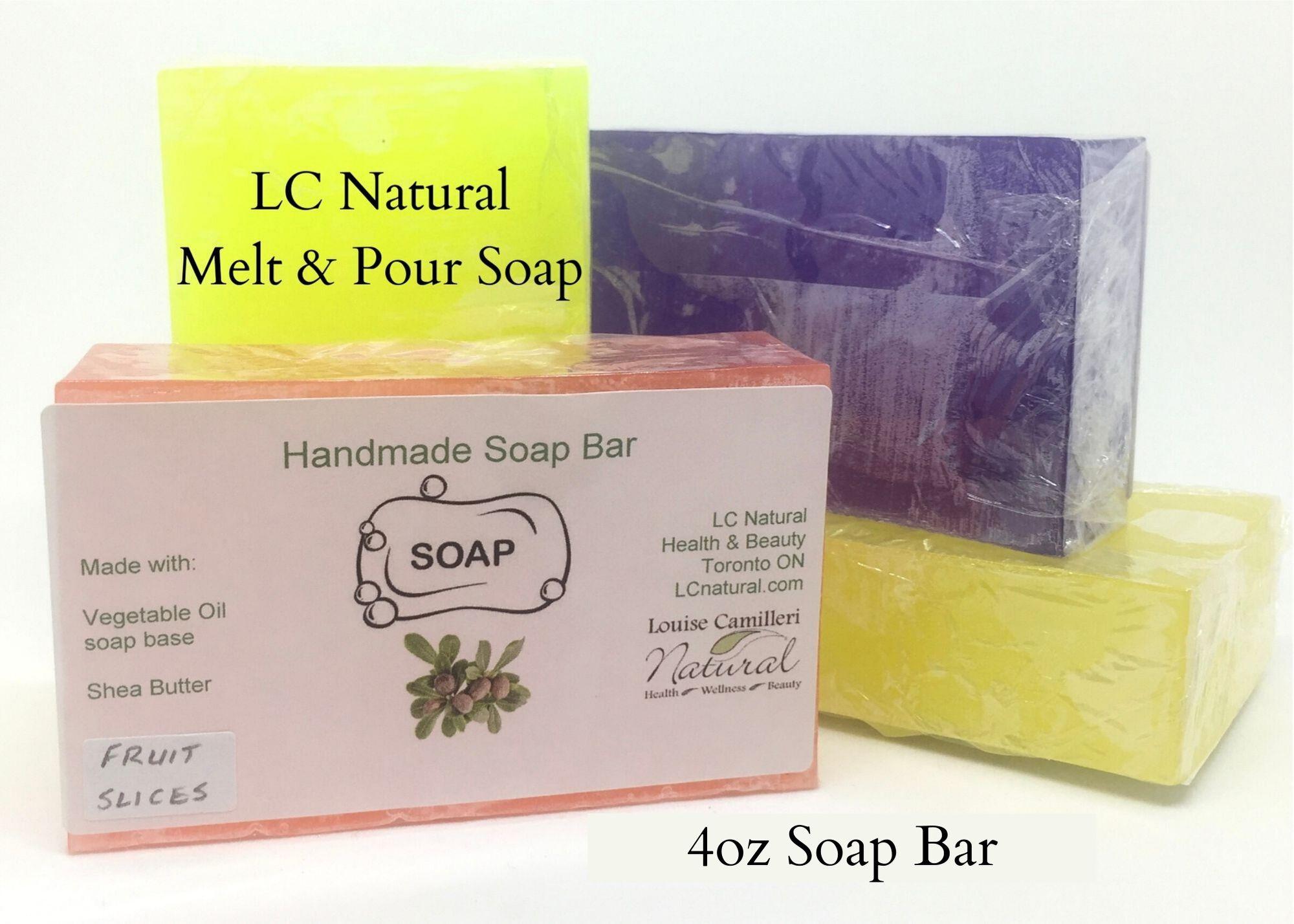 LC Natural Melt & Pour Soap