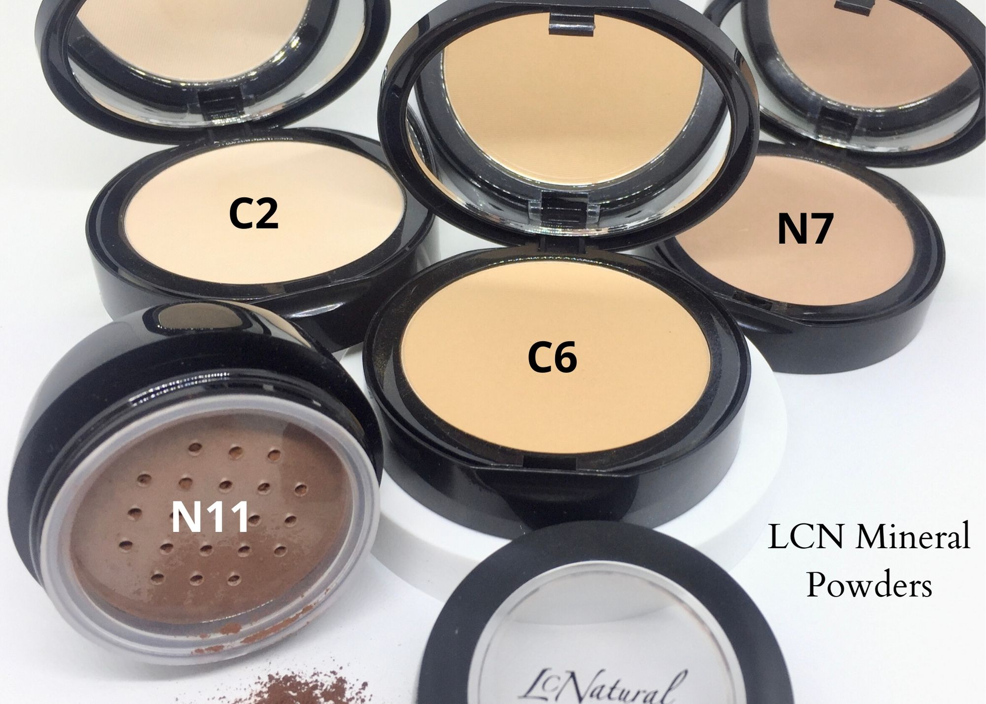 LCN Mineral Powder