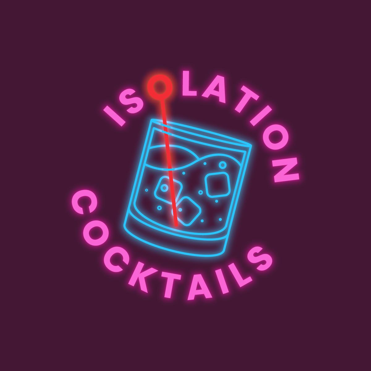 Isolation-Cocktails-Main-Logo