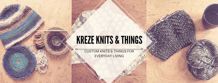 Kreze Knits & Things