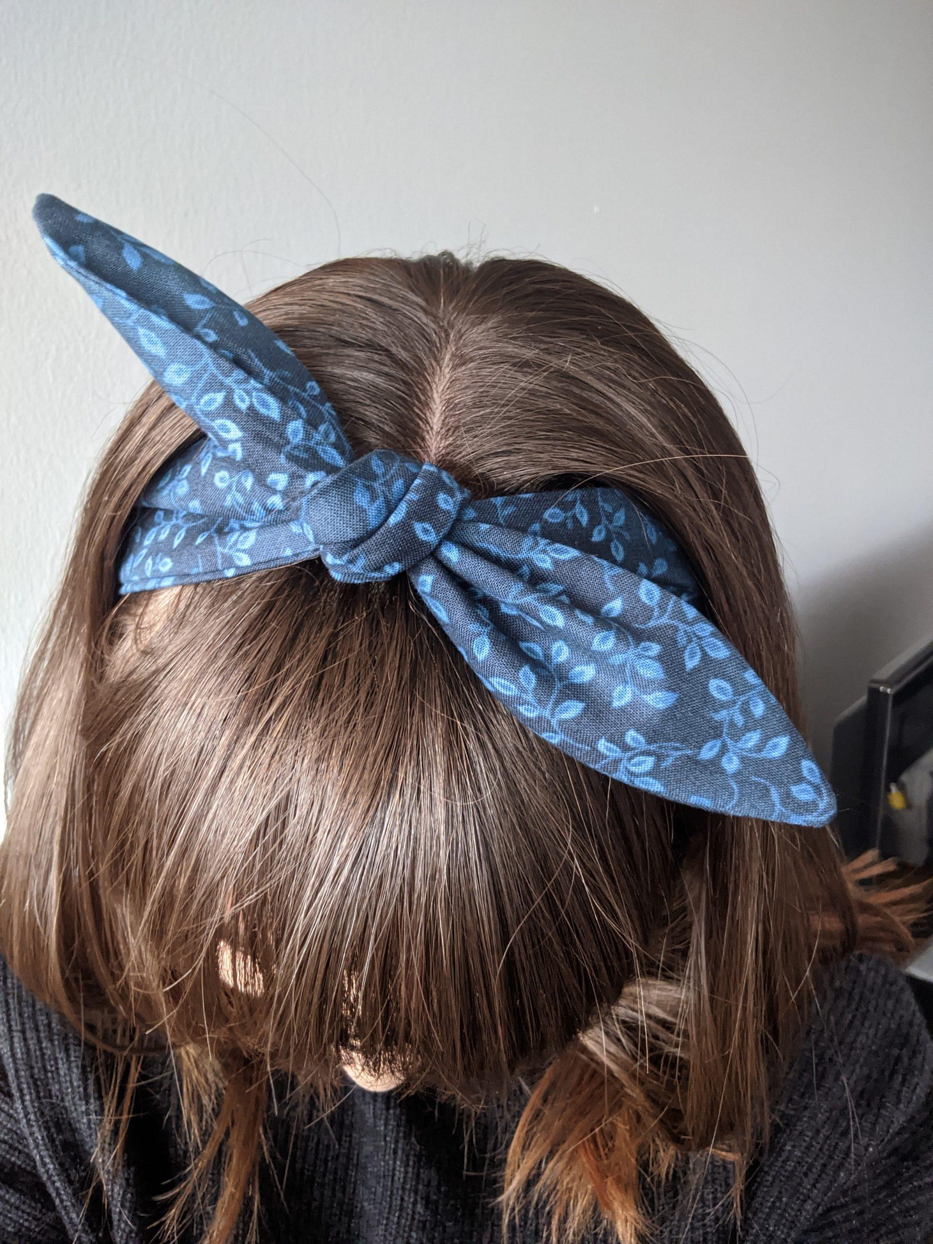 frosed ivy headband 2