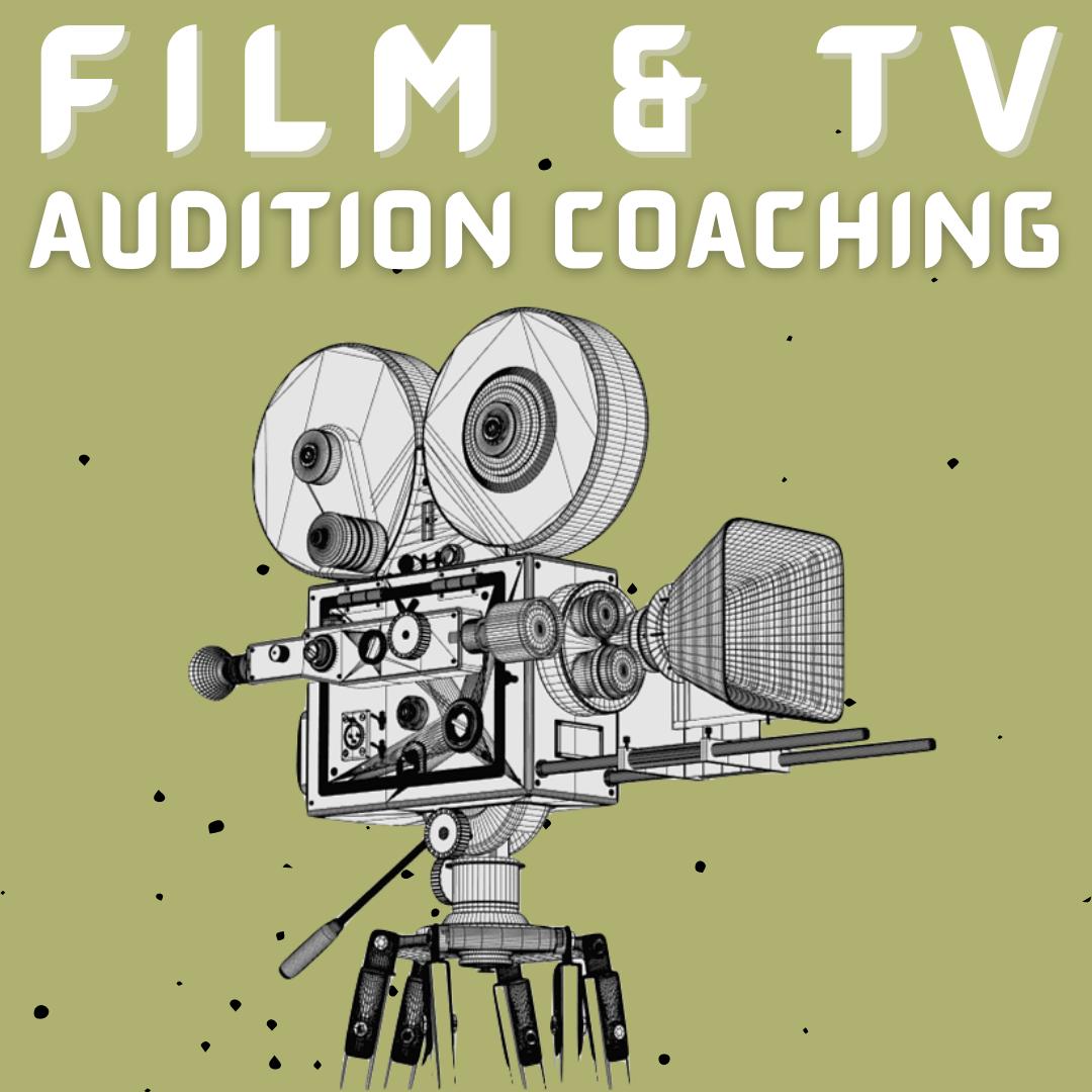 Scott Farley Film & Tv Coaching