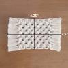 Rectangle coaster dimensions
