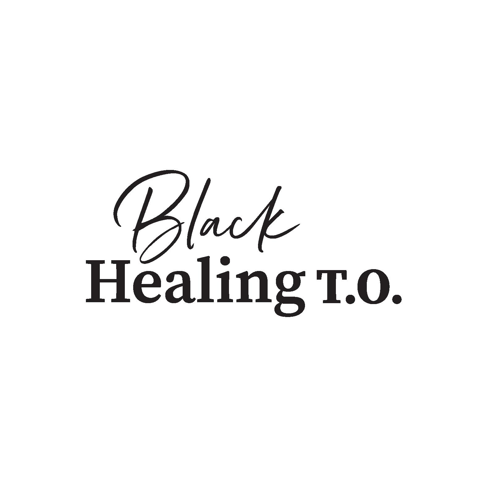 Black Healing TO